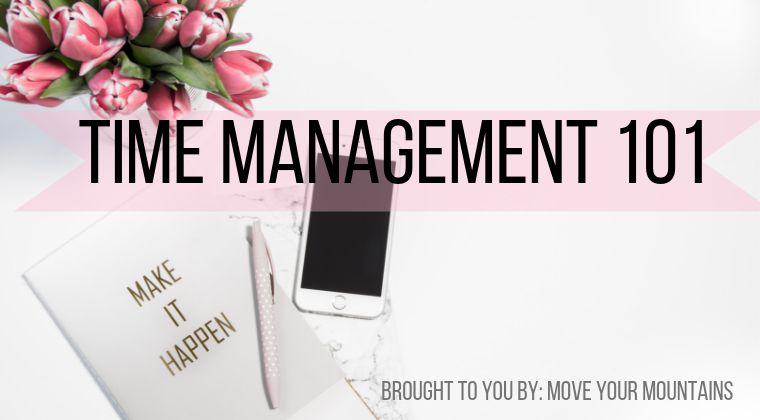 time management course; time management 101; basic principles of time management; time management essentials; time management strategies for success; prioritization;